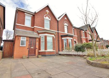 Thumbnail 3 bed semi-detached house to rent in Manor Road, Southport