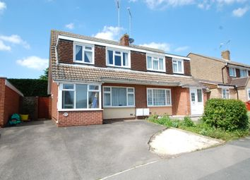 Thumbnail 3 bed semi-detached house for sale in Saffron Way, Tiptree, Colchester