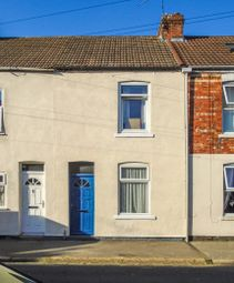 Thumbnail 2 bed terraced house for sale in Portland Terrace, Gainsborough, Lincolnshire