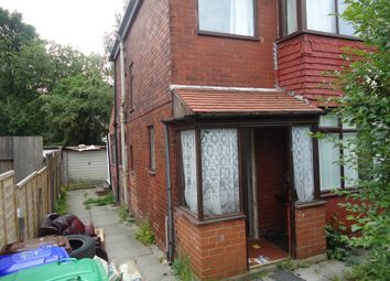 Thumbnail 3 bed semi-detached house to rent in Pelham Place, Crumpsall, Manchester