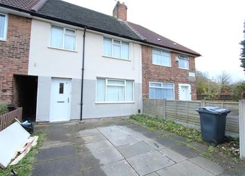 Thumbnail 3 bed town house to rent in Lyme Cross Road, Huyton, Liverpool