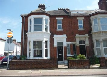 Thumbnail Studio to rent in Lawrence Road, Southsea