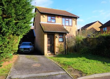 Thumbnail 3 bed detached house for sale in Galahad Close, Cippenham, Slough