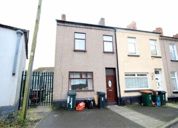 Thumbnail 3 bed end terrace house for sale in Pottery Road, Newport