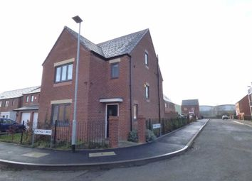 Thumbnail 4 bedroom detached house for sale in Northolt Drive, Wolverhampton
