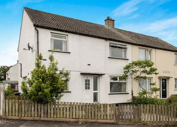 Thumbnail 4 bedroom semi-detached house for sale in Meadow Road, Wigton