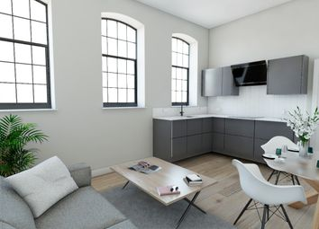 Thumbnail 2 bed flat for sale in Church Road, Kingswood, Bristol