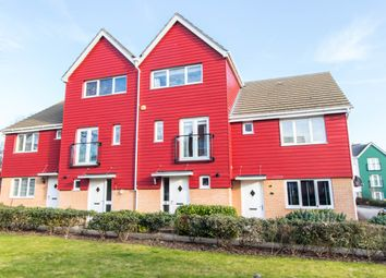 Thumbnail 3 bedroom terraced house for sale in Hera Close, Southend-On-Sea
