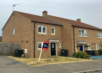 Thumbnail 2 bed property to rent in Allen Road, Ely