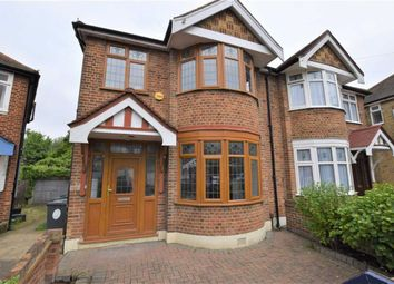 Thumbnail 4 bed semi-detached house to rent in Woodview Avenue, London