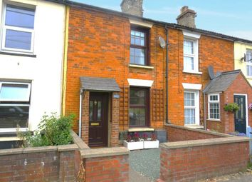 Thumbnail 2 bed terraced house to rent in Brandon Road, Watton, Thetford