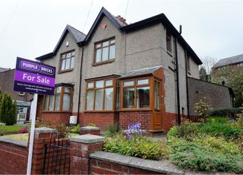 Thumbnail 3 bed semi-detached house for sale in St. Marys Drive, Greenfield