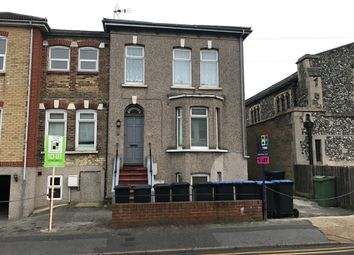Thumbnail 2 bed flat to rent in Osborne Road, Broadstairs