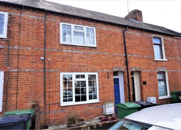 Thumbnail 2 bed terraced house for sale in Queens Road, Newbury
