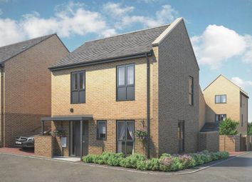 Thumbnail 3 bed terraced house for sale in The Thurlow At Atelier, Keaton Way, Off Commonside Road, Harlow, Essex