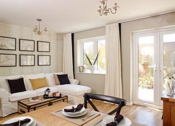 Thumbnail 2 bedroom terraced house for sale in Drayton Road, Newton Leys, Milton Keynes