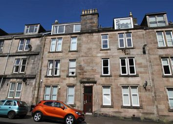 Thumbnail 2 bed flat for sale in South Street, Greenock, Renfrewshire