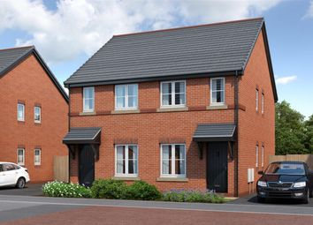 Thumbnail 2 bed semi-detached house for sale in Plot 15, The Sandpipers, Preston New Road, Blackpool
