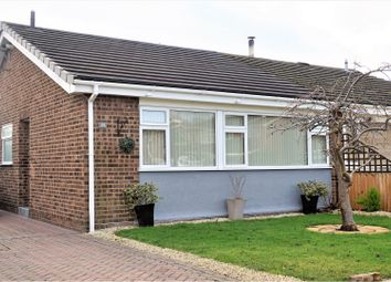 Thumbnail 2 bed bungalow for sale in Dorset Gardens, Rochford