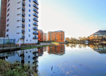 Thumbnail 2 bedroom flat for sale in Galleon Way, Cardiff