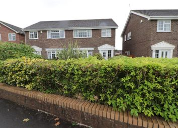 Somerset Avenue, Yate, Bristol BS37. 3 bed semi-detached house