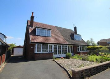 Thumbnail 3 bedroom semi-detached house for sale in Janice Drive, Fulwood, Preston