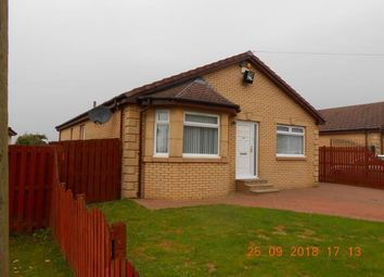 Thumbnail 3 bed detached bungalow to rent in Station Road, Netherburn, Larkhall