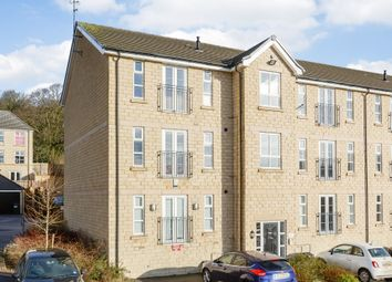 Thumbnail 2 bed flat for sale in Rowlands Close, Bradford