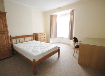 Thumbnail 4 bed terraced house to rent in Harrow Road, West End, Leicester