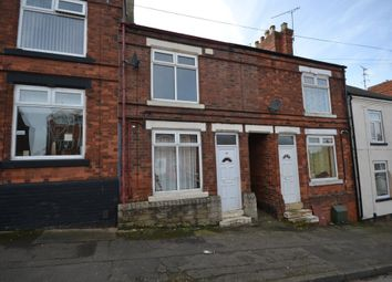 Thumbnail 2 bed terraced house to rent in Fishers Street, Kirkby-In-Ashfield, Nottingham