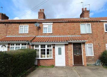 Thumbnail 2 bed terraced house for sale in South Terrace, Louth