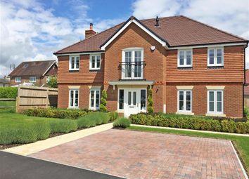 Thumbnail 4 bedroom detached house for sale in Arbor Walk, Cuckfield, Haywards Heath, West Sussex