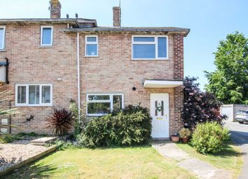 Thumbnail 2 bed end terrace house for sale in Fishers Close, Blandford Forum