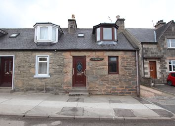 Thumbnail 1 bed end terrace house for sale in Regent Street, Keith