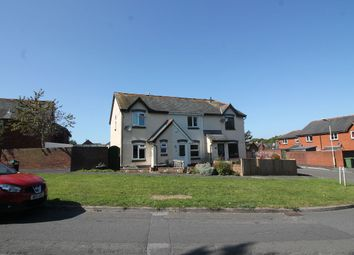Thumbnail 2 bed terraced house to rent in Chantry Meadow, Alphington, Exeter