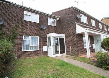 Thumbnail 3 bed terraced house for sale in Iris Close, Ipswich