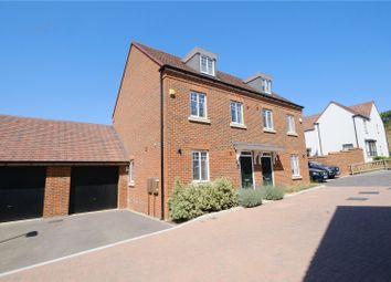 Thumbnail 3 bed semi-detached house for sale in Giles Drive, Castle Hill, Ebbsfleet Valley, Swanscombe