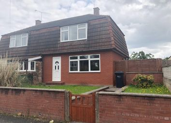 Thumbnail 3 bed terraced house to rent in Stanberrow Road, Hereford