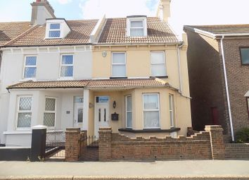 Thumbnail 4 bed semi-detached house for sale in Eastbourne Road, Pevensey Bay, Pevensey
