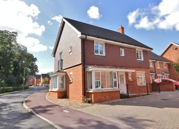 Thumbnail 4 bed detached house for sale in Shafford Meadows, Hedge End, Southampton