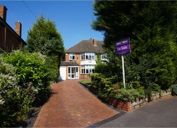 Thumbnail 3 bed semi-detached house for sale in Stonor Park Road, Solihull