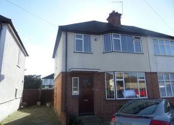 Thumbnail 3 bed semi-detached house to rent in Dellfield Crescent, Uxbridge