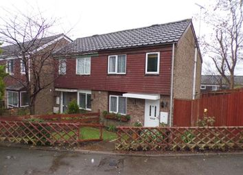 Thumbnail 3 bed end terrace house for sale in Napton Close, Matchborough West, Redditch, Worcestershire