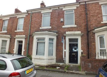 Thumbnail 4 bed terraced house for sale in Dilston Road, Arthurs Hill, Newcastle Upon Tyne