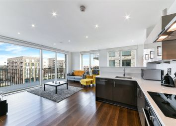 Thumbnail 2 bedroom flat to rent in Rendel Apartments, 3 Lock Side Way, Royal Albert Wharf, Royal Docks