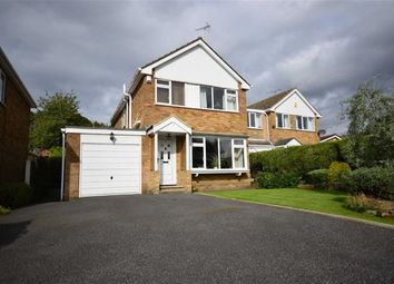 Thumbnail 3 bed detached house for sale in Park Avenue, Darrington, Pontefract