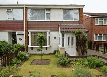 Thumbnail 3 bed terraced house for sale in Northcote Way, Bulwell, Nottingham