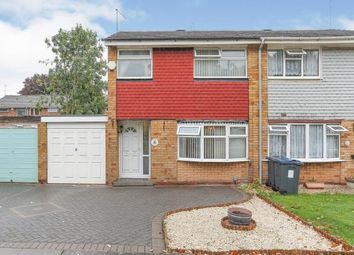 Thumbnail 3 bed semi-detached house for sale in Bromford Drive, Birmingham, West Midlands
