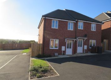 Thumbnail 2 bed semi-detached house for sale in Glebe Road, Asfordby Hill, Melton Mowbray