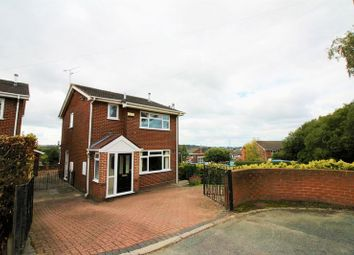 Thumbnail 3 bed detached house for sale in Powy Drive, Kidsgrove, Stoke-On-Trent